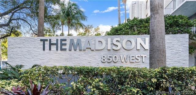 850 N Miami Ave W-706, Miami, FL 33136 (MLS #A10952116) :: Ray De Leon with One Sotheby's International Realty