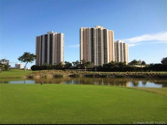 20379 SW Country Club Dr #1739, Aventura, FL 33180 (MLS #A10952127) :: Castelli Real Estate Services