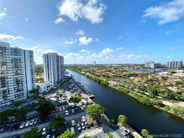 20505 E Country Club Dr #1739, Aventura, FL 33180 (MLS #A10952229) :: ONE Sotheby's International Realty