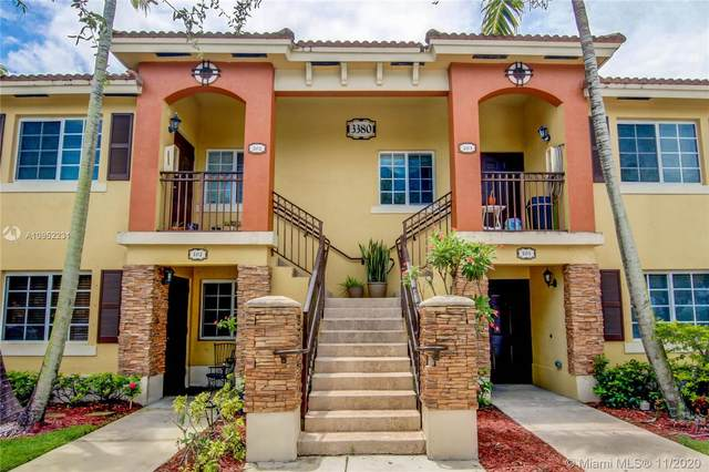 3380 NE 9 St #103, Homestead, FL 33030 (MLS #A10952231) :: Ray De Leon with One Sotheby's International Realty