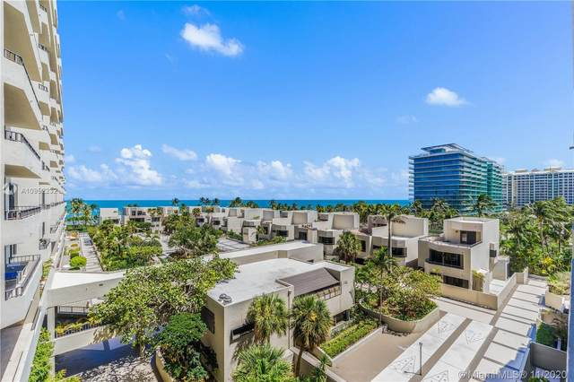 201 Crandon Blvd #505, Key Biscayne, FL 33149 (MLS #A10952232) :: Ray De Leon with One Sotheby's International Realty