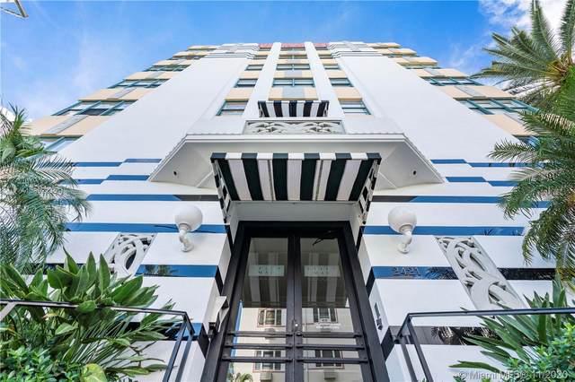 2421 Lake Pancoast Dr 3B, Miami Beach, FL 33140 (MLS #A10952235) :: Berkshire Hathaway HomeServices EWM Realty