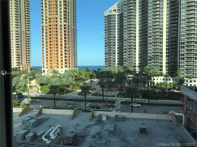 17555 Atlantic Blvd #707, Sunny Isles Beach, FL 33160 (MLS #A10952277) :: Ray De Leon with One Sotheby's International Realty