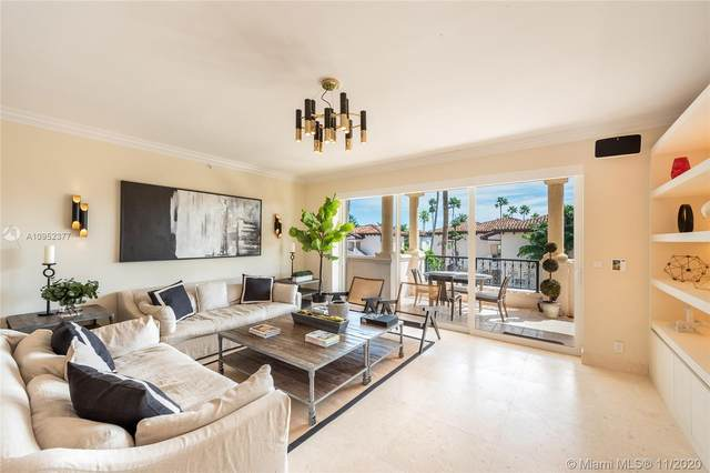 19124 Fisher Island Dr #19124, Miami Beach, FL 33109 (MLS #A10952377) :: The Howland Group