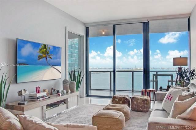 480 NE 31st St #1106, Miami, FL 33137 (MLS #A10952398) :: Green Realty Properties