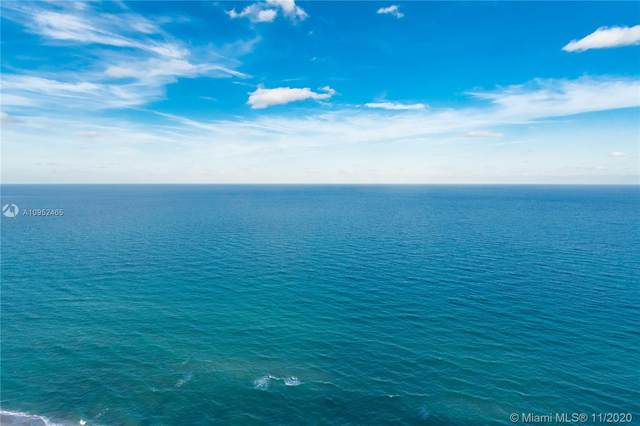 18201 Collins Ave #4908, Sunny Isles Beach, FL 33160 (MLS #A10952465) :: The Jack Coden Group