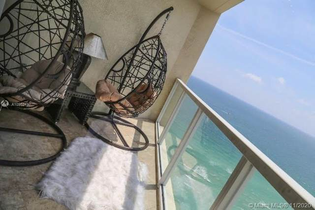 16699 Collins #2701, Sunny Isles Beach, FL 33160 (MLS #A10952497) :: Ray De Leon with One Sotheby's International Realty