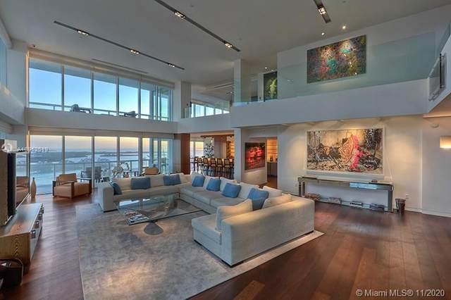 450 Alton Rd Ph2, Miami Beach, FL 33139 (MLS #A10952519) :: Ray De Leon with One Sotheby's International Realty