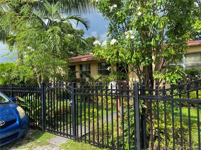 335 NE 110th Ter, Miami, FL 33161 (MLS #A10952521) :: Albert Garcia Team