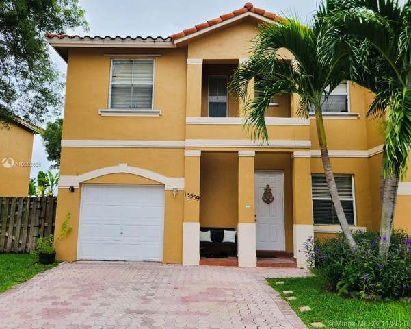 13559 NW 9th Ct, Pembroke Pines, FL 33028 (MLS #A10952638) :: Ray De Leon with One Sotheby's International Realty