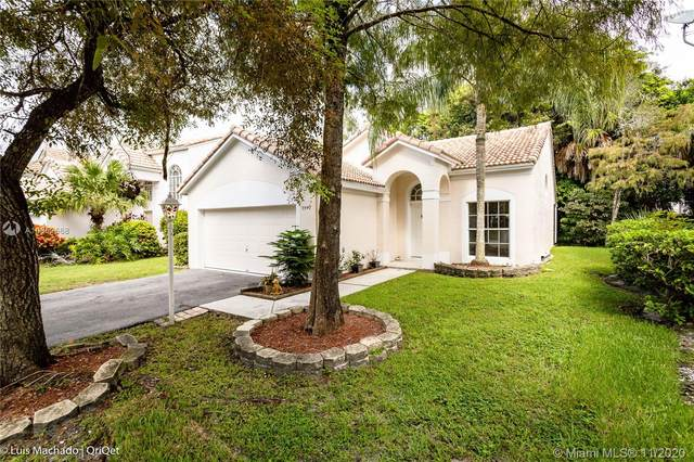 3947 Jasmine Ln, Coral Springs, FL 33065 (MLS #A10952668) :: THE BANNON GROUP at RE/MAX CONSULTANTS REALTY I