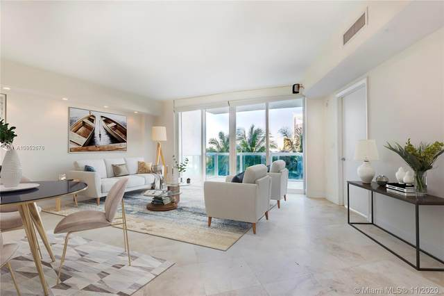 1000 S Pointe Dr #706, Miami Beach, FL 33139 (MLS #A10952676) :: Prestige Realty Group