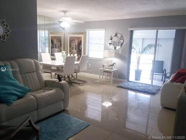 4980 E Sabal Palm Boulevard #337, Tamarac, FL 33319 (MLS #A10952747) :: Podium Realty Group Inc