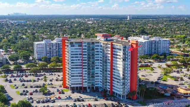 1351 NE Miami Gardens Dr 1706E, Miami, FL 33179 (MLS #A10952760) :: Green Realty Properties