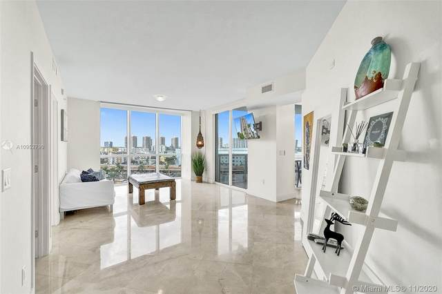 18201 Collins Ave 901A, Sunny Isles Beach, FL 33160 (MLS #A10952790) :: The Jack Coden Group