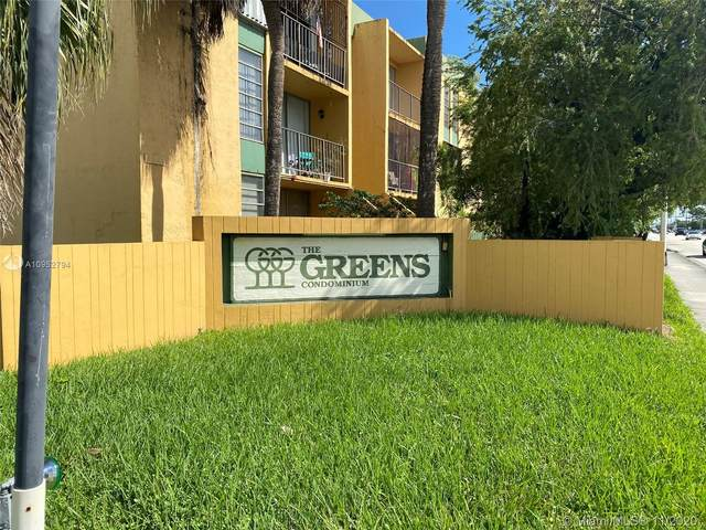 8841 W Flagler St #102, Miami, FL 33174 (MLS #A10952794) :: Carole Smith Real Estate Team