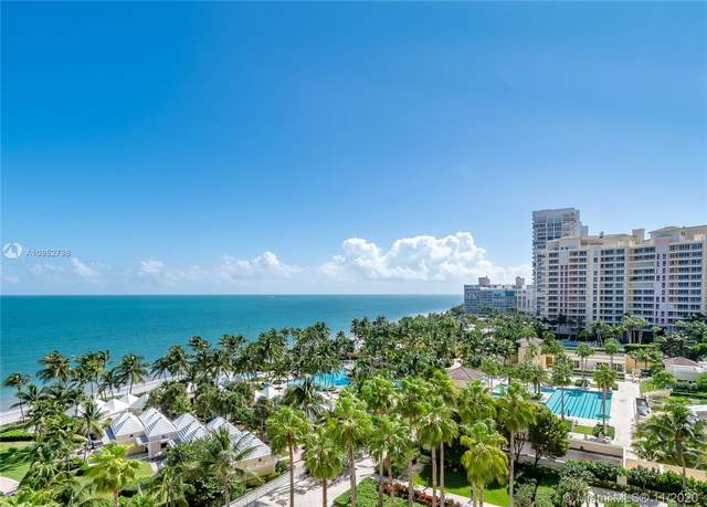 791 Crandon Blvd #907, Key Biscayne, FL 33149 (MLS #A10952798) :: ONE Sotheby's International Realty
