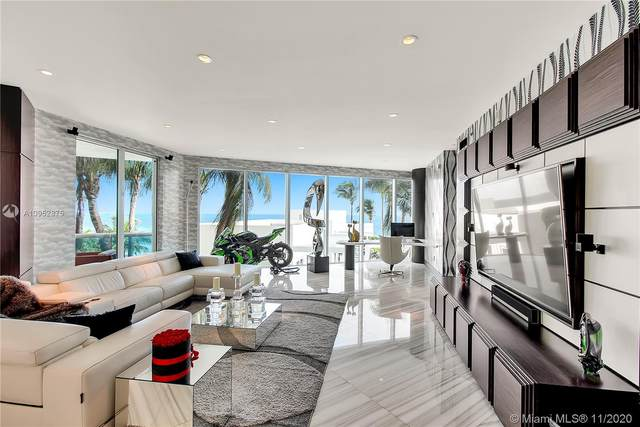 2711 S Ocean Dr #402, Hollywood, FL 33019 (MLS #A10952875) :: Ray De Leon with One Sotheby's International Realty