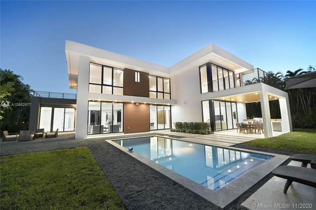6261 SW 80th St, South Miami, FL 33143 (MLS #A10952877) :: Dalton Wade Real Estate Group