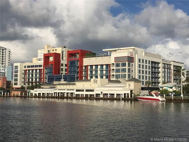 777 N Ocean Dr S333, Hollywood, FL 33019 (#A10952933) :: Posh Properties