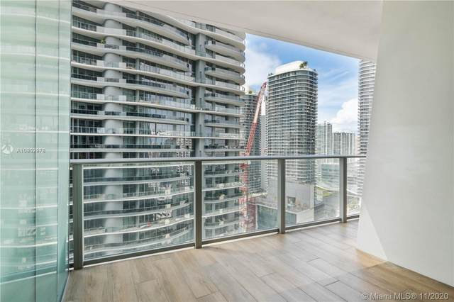 1010 Brickell Ave #3007, Miami, FL 33131 (MLS #A10952978) :: Ray De Leon with One Sotheby's International Realty