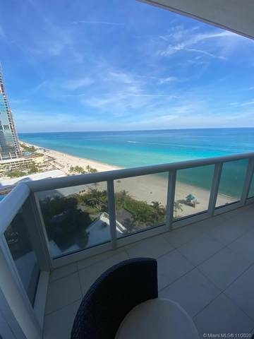 18201 Collins Ave #1804, Sunny Isles Beach, FL 33160 (MLS #A10952990) :: The Jack Coden Group