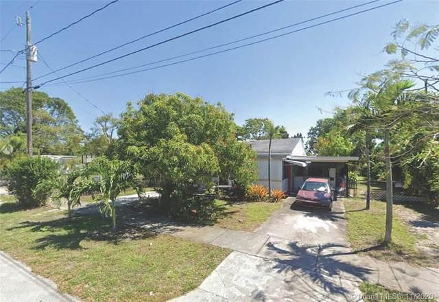 523 SW 5th Ave, Hallandale Beach, FL 33009 (MLS #A10953017) :: Albert Garcia Team