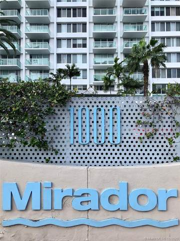 1000 West Ave #505, Miami Beach, FL 33139 (MLS #A10953109) :: Ray De Leon with One Sotheby's International Realty