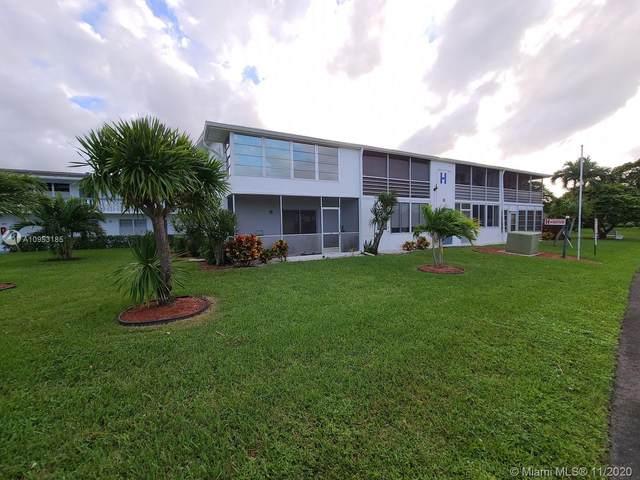 160 Markham H #160, Deerfield Beach, FL 33442 (MLS #A10953185) :: Patty Accorto Team
