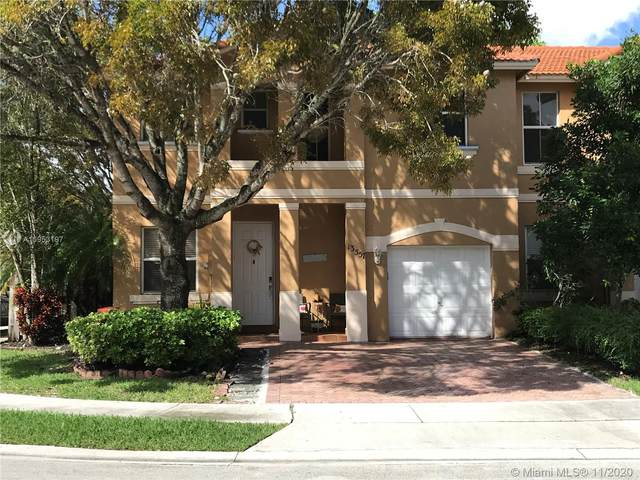 13557 NW 7th Pl, Pembroke Pines, FL 33028 (MLS #A10953197) :: Ray De Leon with One Sotheby's International Realty