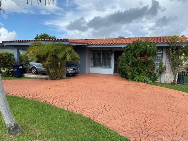 9115 SW 21st Ter, Miami, FL 33165 (MLS #A10953301) :: Albert Garcia Team