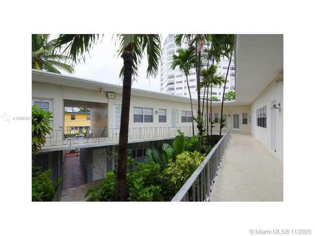 1925 Washington Ave #17, Miami Beach, FL 33139 (MLS #A10953313) :: ONE Sotheby's International Realty