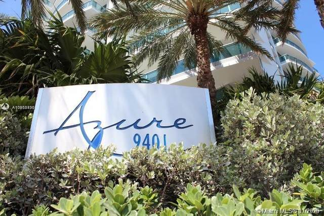 9401 Collins Ave #1001, Surfside, FL 33154 (MLS #A10953330) :: Prestige Realty Group