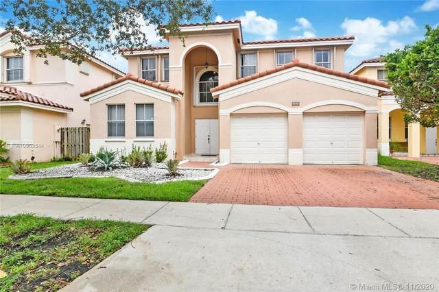 3630 SW 167th Ave, Miramar, FL 33027 (MLS #A10953344) :: Berkshire Hathaway HomeServices EWM Realty