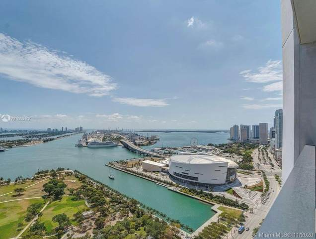 1000 Biscayne Blvd #3302, Miami, FL 33132 (MLS #A10953412) :: Ray De Leon with One Sotheby's International Realty