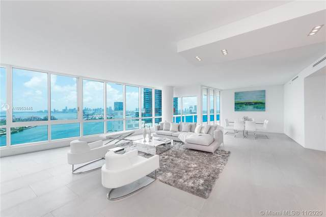 100 S Pointe Dr 2801/02, Miami Beach, FL 33139 (MLS #A10953445) :: Ray De Leon with One Sotheby's International Realty