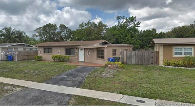 421 E Dayton Cir, Fort Lauderdale, FL 33312 (MLS #A10953471) :: Carole Smith Real Estate Team