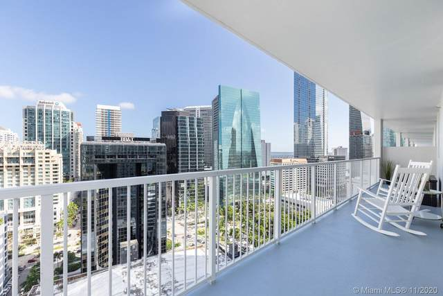1250 S Miami Ave #2214, Miami, FL 33130 (MLS #A10953535) :: Green Realty Properties