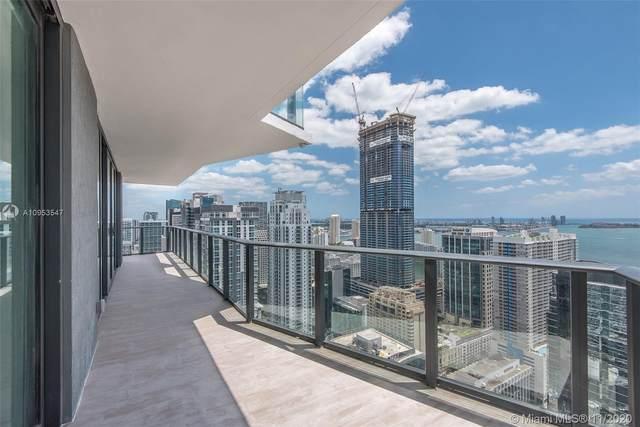 1300 S Miami Ave #4301, Miami, FL 33130 (MLS #A10953547) :: Berkshire Hathaway HomeServices EWM Realty