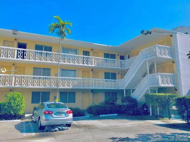 1120 102nd St #15, Bay Harbor Islands, FL 33154 (MLS #A10953827) :: Team Citron