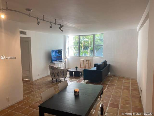 3301 NE 5th Ave #207, Miami, FL 33137 (MLS #A10953837) :: Ray De Leon with One Sotheby's International Realty