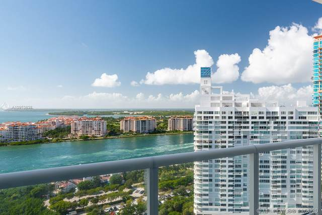 50 S Pointe Dr #2403, Miami Beach, FL 33139 (MLS #A10953838) :: Ray De Leon with One Sotheby's International Realty