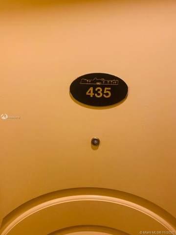 101 N Ocean Dr #435, Hollywood, FL 33019 (MLS #A10953879) :: Castelli Real Estate Services