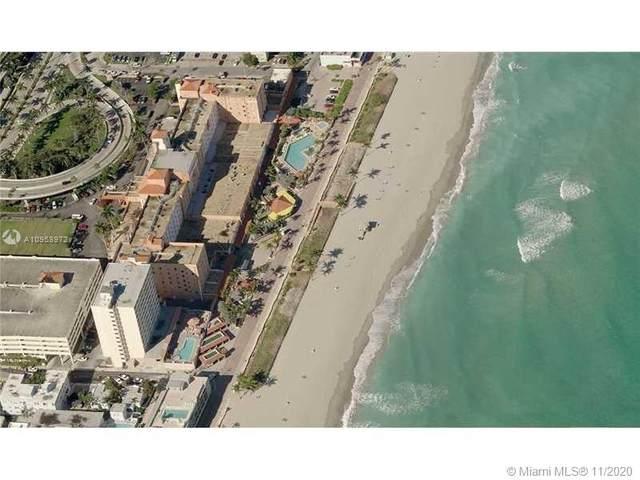 101 N Ocean Dr #453, Hollywood, FL 33019 (MLS #A10953972) :: Castelli Real Estate Services