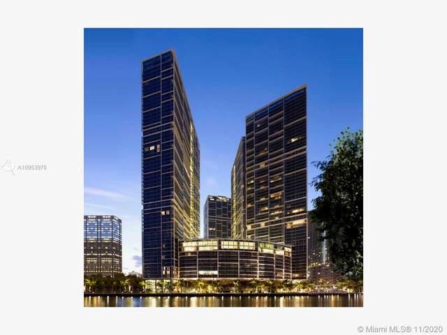 485 Brickell Ave #2906, Miami, FL 33131 (MLS #A10953978) :: Carole Smith Real Estate Team