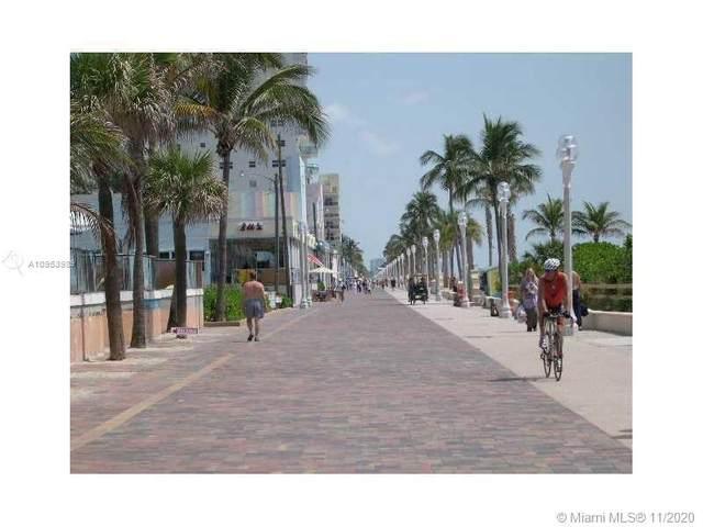 101 N Ocean Dr #751, Hollywood, FL 33019 (MLS #A10953989) :: Castelli Real Estate Services