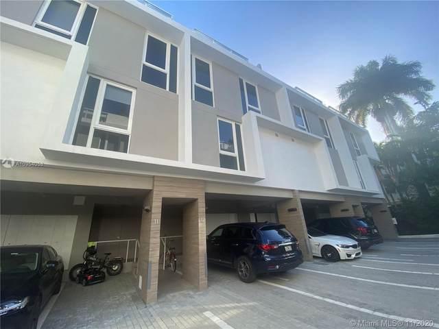 9890 E Bay Harbor Dr Th12, Bay Harbor Islands, FL 33154 (MLS #A10954058) :: Patty Accorto Team