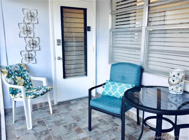 5300 Washington St W213, Hollywood, FL 33021 (MLS #A10954121) :: Green Realty Properties