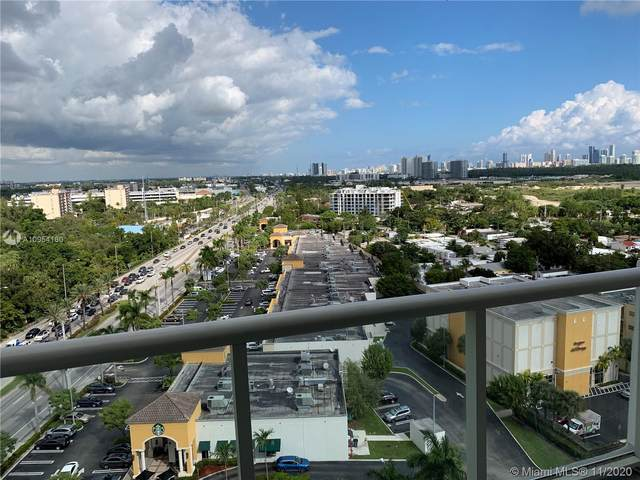 13499 Biscayne Blvd #1507, North Miami, FL 33181 (MLS #A10954160) :: Green Realty Properties