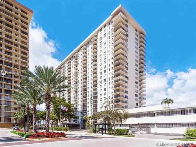 301 174th St #605, Sunny Isles Beach, FL 33160 (MLS #A10954232) :: Ray De Leon with One Sotheby's International Realty